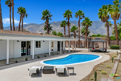 Palm Springs Single Family Home For Sale: 2304 E Bellamy Road