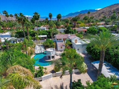 Palm Springs Single Family Home For Sale: 231 W El Camino Way
