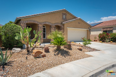 Palm Springs Single Family Home For Sale: 3773 Jasper