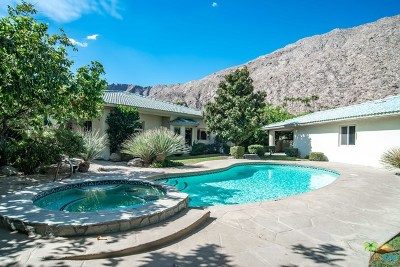 Palm Springs Single Family Home For Sale: 588 Camino Calidad