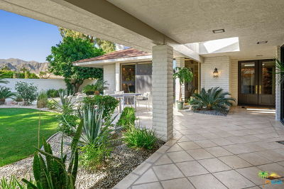 Rancho Mirage Single Family Home Contingent: 1 Creekside Drive
