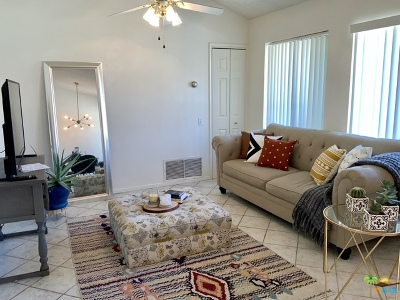 Palm Springs Condo/Townhouse Contingent: 353 N Hermosa Drive #7A2