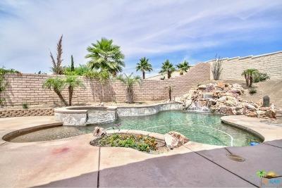 Palm Desert Single Family Home Contingent: 111 Fresco Lane
