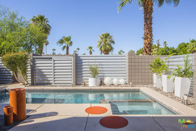 Palm Springs Single Family Home For Sale: 330 Cheryl Drive