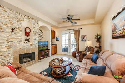Palm Desert Condo/Townhouse Sold: 1707 Via San Martino