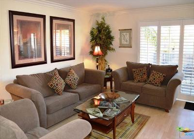 Palm Springs Condo/Townhouse For Sale: 400 N Sunrise Way #229
