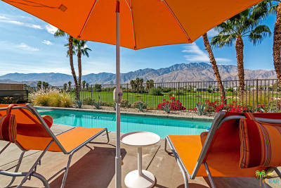 Palm Springs Single Family Home For Sale: 599 Soriano Way