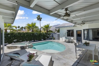 Palm Springs Single Family Home For Sale: 610 N Hermosa Drive