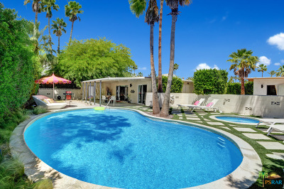 Palm Springs Single Family Home For Sale: 1976 N Berne Drive