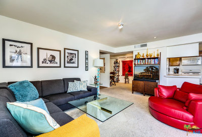 Palm Springs Condo/Townhouse For Sale: 1492 S Camino Real #211