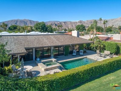 Rancho Mirage Single Family Home For Sale: 64 Columbia Drive