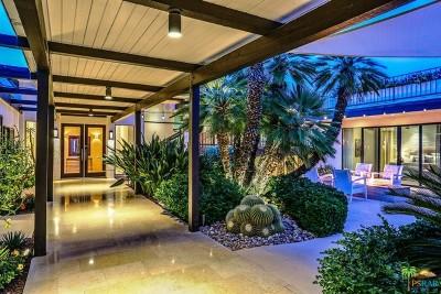 Palm Springs Single Family Home For Sale: 1212 E Sierra Way