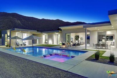 Palm Springs Single Family Home Contingent: 395 E Bogert