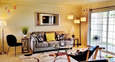Palm Springs Condo/Townhouse For Sale: 2001 E Camino Parocela #M89