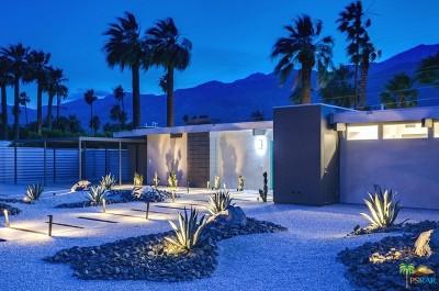 Palm Springs Single Family Home For Sale: 239 N Burton Way