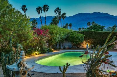 Palm Springs Single Family Home For Sale: 2999 E Via Vaquero Road