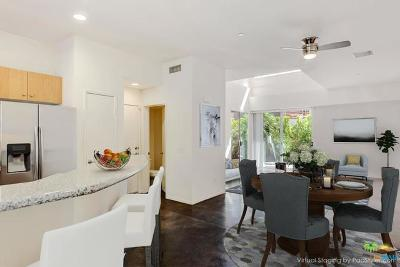 Palm Springs Condo/Townhouse For Sale: 3574 Penny Lane