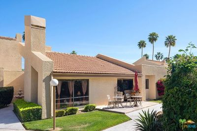 Palm Springs Condo/Townhouse For Sale: 2965 E Avery Drive #C