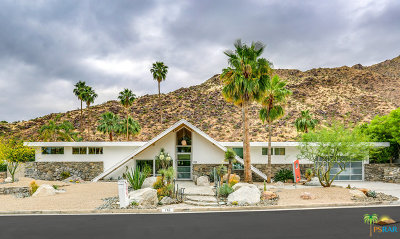 Palm Springs Single Family Home For Sale: 755 W Crescent Drive