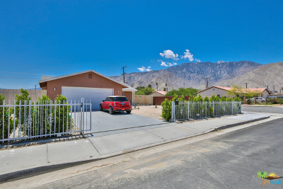 Palm Springs Single Family Home For Sale: 399 W Palm Vista Drive