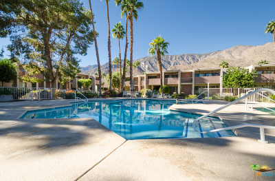 Palm Springs Condo/Townhouse For Sale: 2696 S Sierra Madre #A17