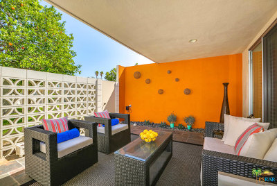 Palm Springs Condo/Townhouse For Sale: 1864 S Barona Road