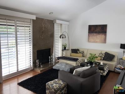 Palm Springs Condo/Townhouse For Sale: 2455 Via Sonoma #C