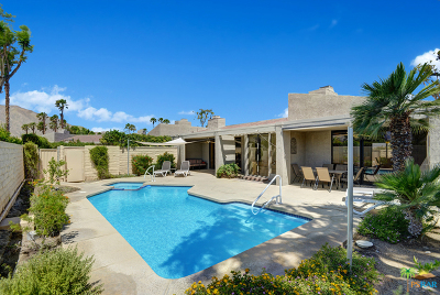 Palm Springs Condo/Townhouse For Sale: 937 Sundance Circle