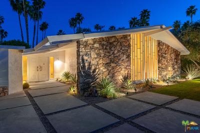 Palm Springs Single Family Home For Sale: 1155 E Mesquite Avenue