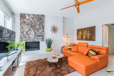 Palm Springs Condo/Townhouse For Sale: 1647 S Andee Drive