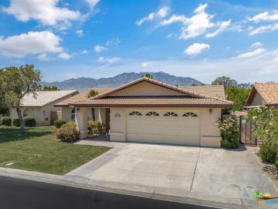 Cathedral City Single Family Home For Sale: 27158 Shadowcrest Lane