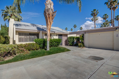 Palm Springs Condo/Townhouse For Sale: 1797 E Sonora Road