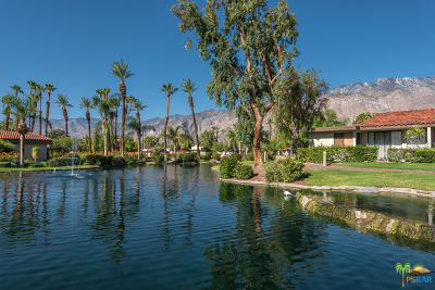 Palm Springs Condo/Townhouse For Sale: 1890 Paseo Raqueta
