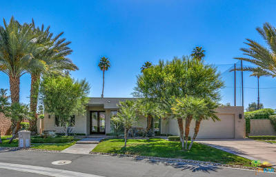 Rancho Mirage Single Family Home For Sale: 1422 Tamarisk West Street