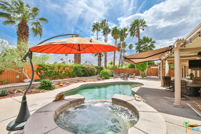 Palm Springs Single Family Home For Sale: 917 E El Cid