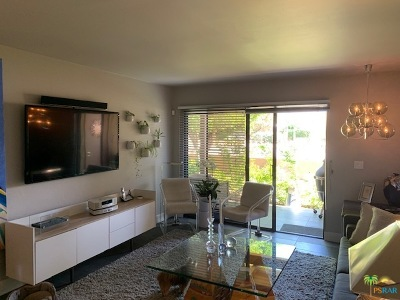 Palm Springs Condo/Townhouse For Sale: 1050 E Ramon Road #3