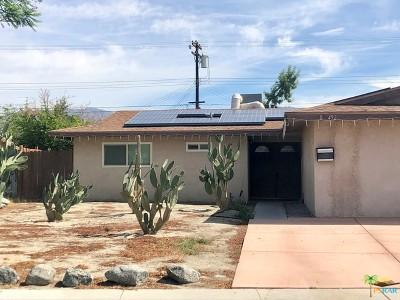 Indio Single Family Home Contingent: 83492 Emerald Avenue