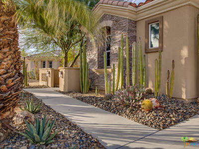 Rancho Mirage Single Family Home Contingent: 6 Vista Mirage Way