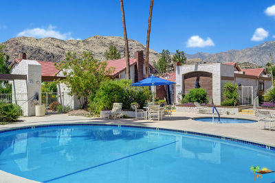 Palm Springs Condo/Townhouse For Sale: 2441 S Gene Autry #C