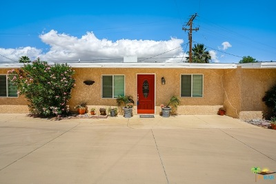 Palm Springs Single Family Home For Sale: 916 S Avenida Evelita
