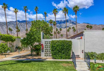 Palm Springs Condo/Townhouse For Sale: 1866 Sandcliff Road