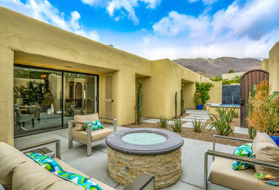 Palm Springs Condo/Townhouse For Sale: 468 N Greenhouse Way