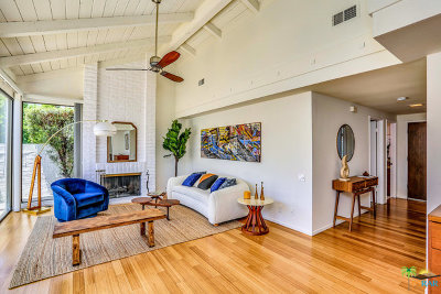 Palm Springs Condo/Townhouse For Sale: 2356 S Linden Way #A