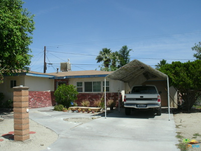 Palm Springs Single Family Home For Sale: 4356 E Camino San Miguel