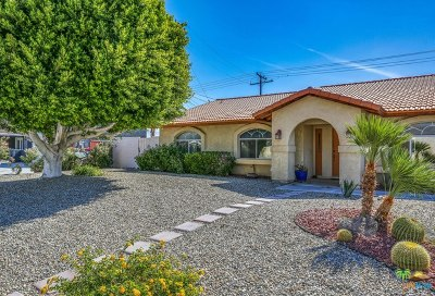 Palm Springs Single Family Home For Sale: 2150 N Whitewater Club Drive