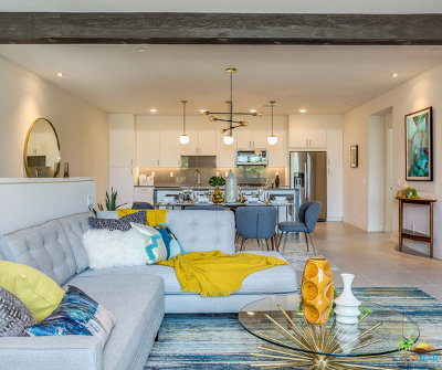Palm Springs Condo/Townhouse For Sale: 108 The Riv