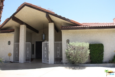 Indio Single Family Home For Sale: 48152 Disney Drive