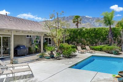 Palm Springs Single Family Home For Sale: 1548 Amelia Way