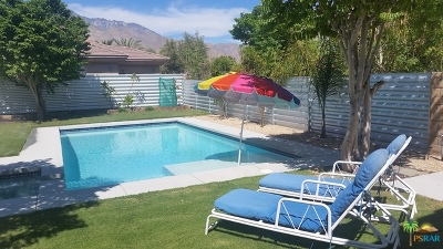 Palm Springs Single Family Home For Sale: 4065 E Camino San Miguel
