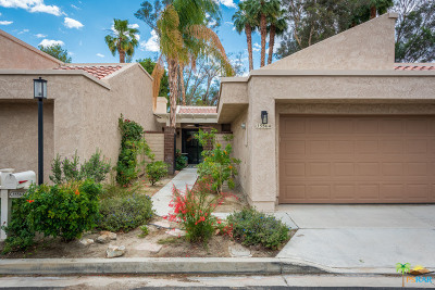 Cathedral City Condo/Townhouse Contingent: 35564 W Paseo Circulo